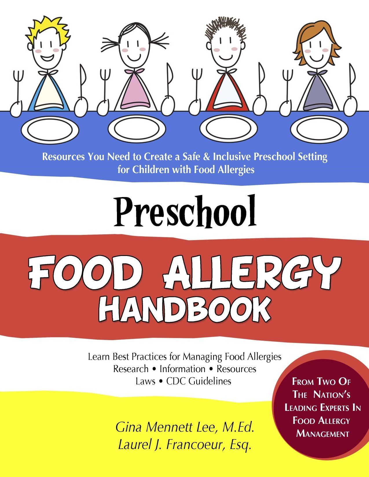 Preschool Food Allergy Handbook